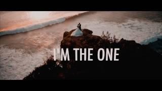 DJ Khaled - I'm The One ft. Justin, Chance, Quavo, Lil Wayne [Explicit Version Lyric Video]