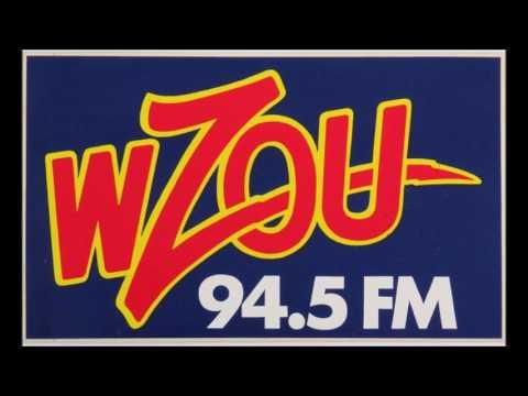 94.5 WZOU (Boston) Stopless Music Jam With Damian Paul (1992)