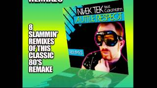 Nivek Tek Feat.Carol Hahn- A Little Respect (Matt Pop Club Mix)