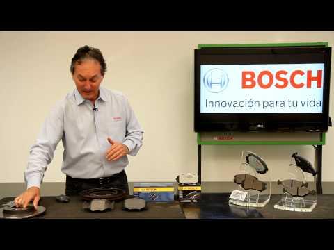 Pastillas De Frenos Bosch