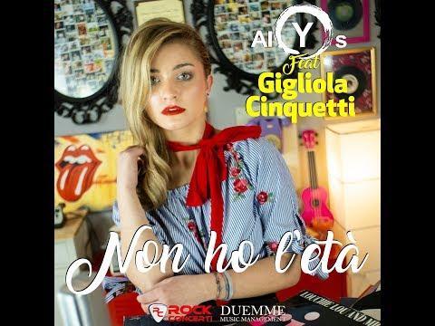 Non ho l'età Alys feat Gigliola Cinquetti