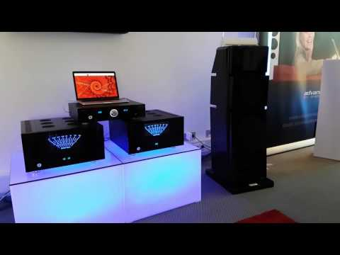 Advance Acoustic@ High End Munich 2016 [UHD]