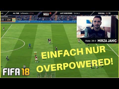 EINFACH NUR OVERPOWERED | SO VERLIERT IHR KEINEN BALL IM SPIELAUFBAU! | FIFA 18 ULTIMATE TEAM