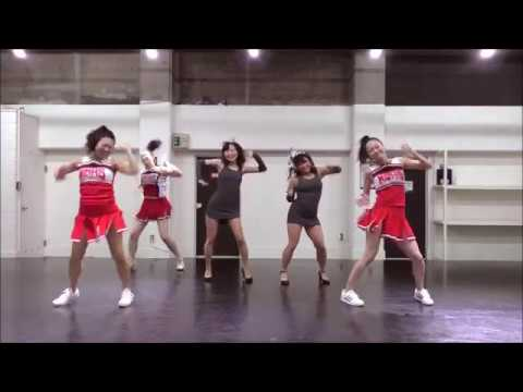 Download Gleedom - I Wanna Dance with Somebody (Who Loves Me) (Glee Dance Cover)