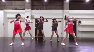 Gleedom - I Wanna Dance with Somebody (Who Loves Me) (Glee Dance Cover)