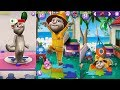 My Talking Tom 2 - Android Gameplay HD #20