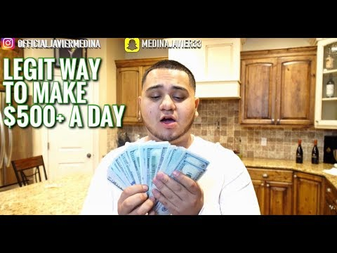 (2018) How To Make Money Online | Legit Way To Make Extra Cash