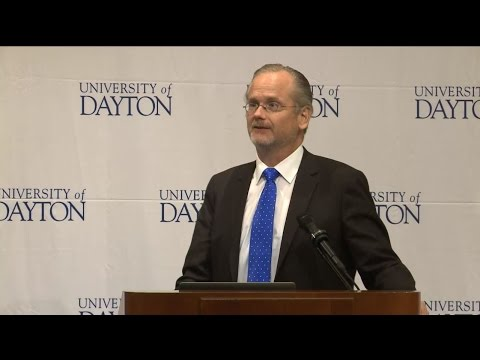 2016-17 UD Speaker Series - Lawrence Lessig: The Importance of the First Presidential Debate