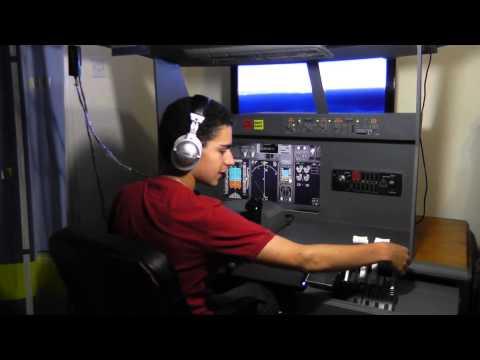 Home Cockpit PMDG 737NGX-Holy Light Transport Event-IVAO Greek Division-Greece VA-Flight GR-HL90