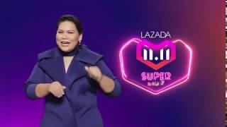 LAZADA 11.11 Super Show! #MYLazada1111