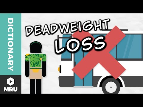 What Is Deadweight Loss?