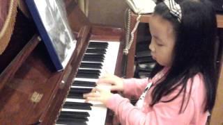 Thư gửi mẹ - Đỗ Ngọc Linh - Lettre à ma mere - Piano 15/12/2012