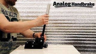 analog Handbrake  Review and Test
