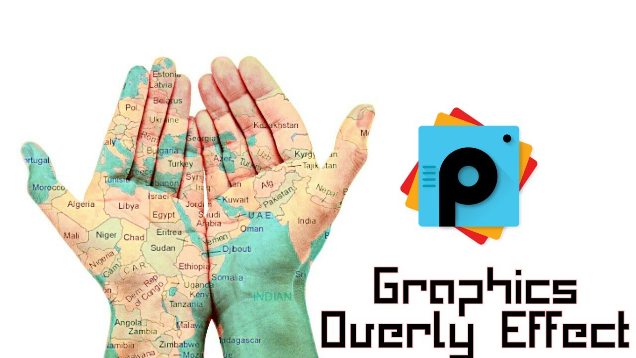 Picsart editing tutorial graphics overly effect earth map overly picsart editing tutorial graphics overly effect earth map overly on hands picsart best editing gumiabroncs Gallery