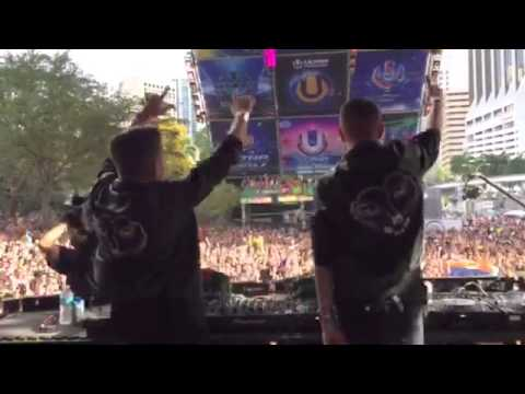 Galantis - Peanut Butter Jelly (Ultra Music Festival 2015)