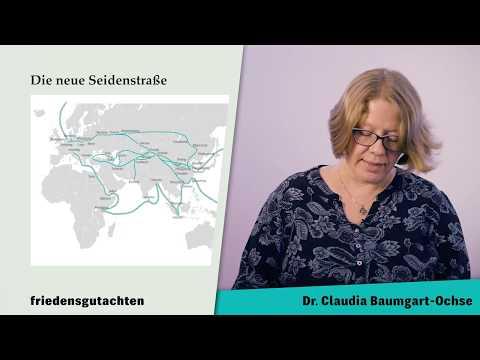 Claudia Baumgart-Ochse: Das Friedensgutachten 2020