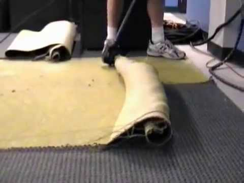 The Best Way To Take Up Glued Carpet On A Pontoon Boat