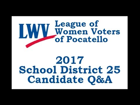 School District #25 2017 Candidate Q&A