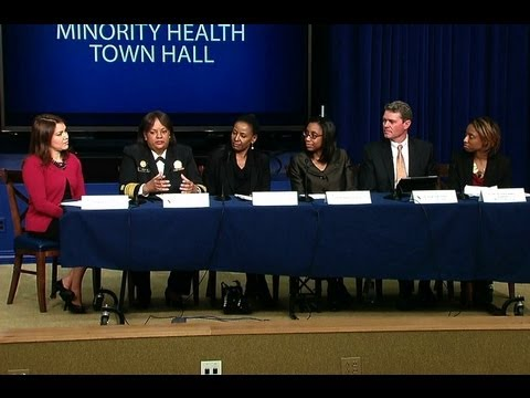 Department of Health and Human Services: Minority Health Blogger Townhall