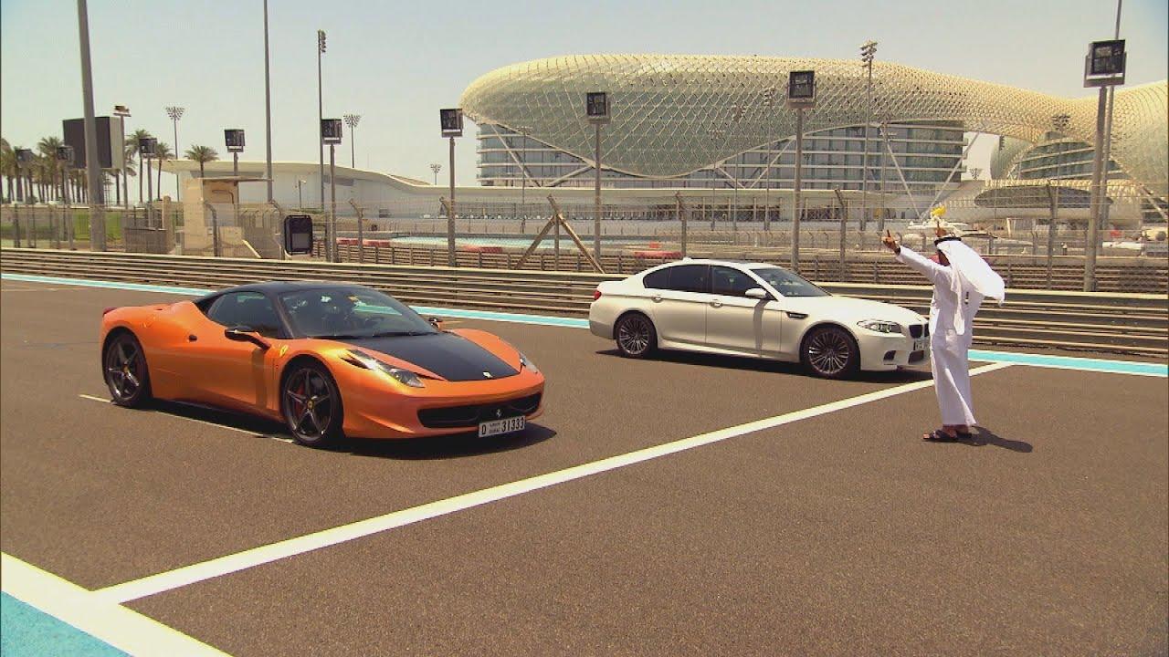 Abu-Dhabi-Challenge Teil 2/2 - GRIP - Folge 200 - RTL2