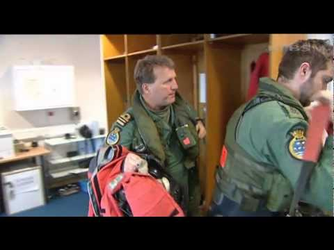 On The Job With A Search And Rescue Crew | Forces TV