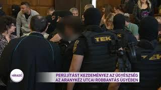Perújítást kezdeményez az ügyészség az Aranykéz utcai robbantás ügyében