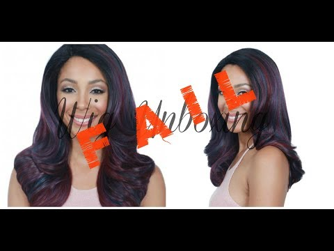 Wig Unboxing | Bobbi Boss Premium Synthetic Wig Layla | FAIL| Kay Goode