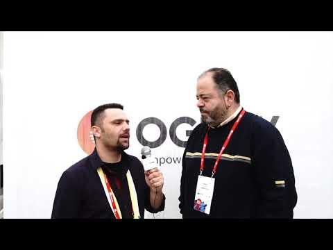 Ανδρέας Κωνσταντινίδης, Εμπορικός Διευθυντής, Yuboto (MWC 2018)