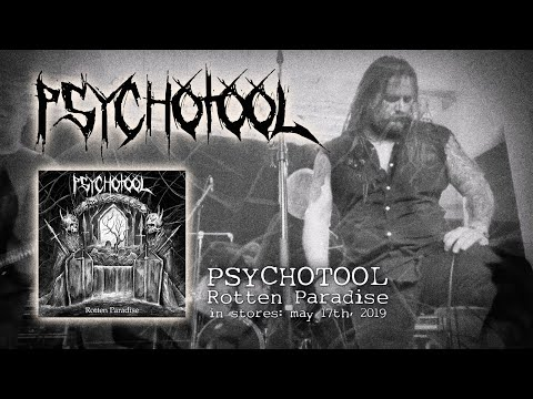 PSYCHOTOOL: Rotten Paradise (official lyric video)