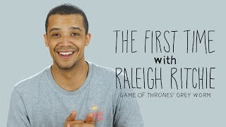 The First Time with Raleigh Ritchie | Rolling Stone