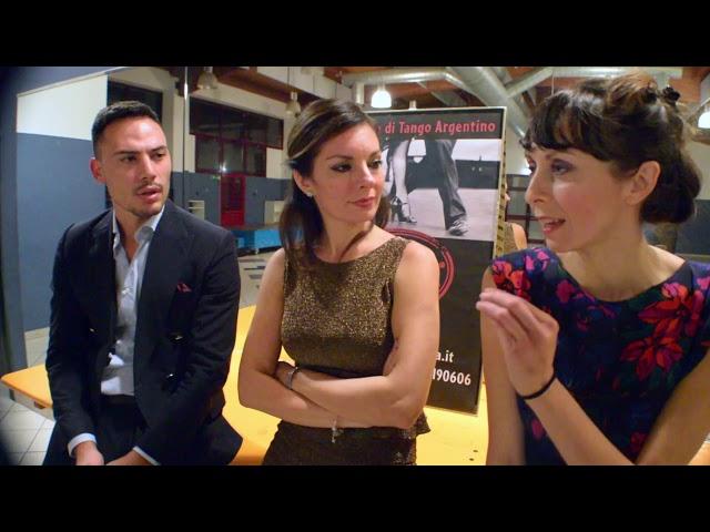 I'intervista Pablo MOYANO y Roberta BECCARiNi