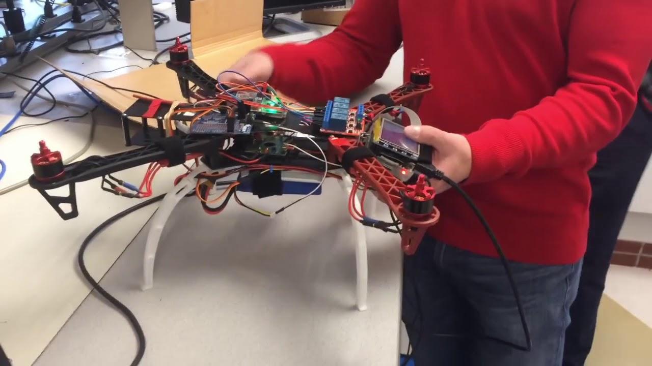 Autonomous Quadcopter Project