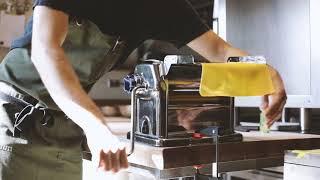 BARLEY SWINE - Pasta Making with Adam