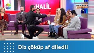 Eylem'in çocuğunun babası Halil! | Didem Arslan Yılmaz'la Vazgeçme