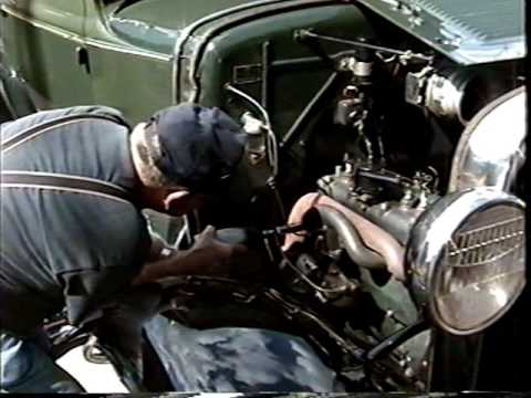 Replacing Model A Exhaust Manifold Gaskets