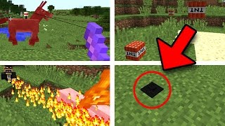 Minecraft: 4 AWESOME NEW WEAPONS