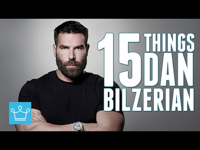 15 Things You Didn't Know About Dan Bilzerian