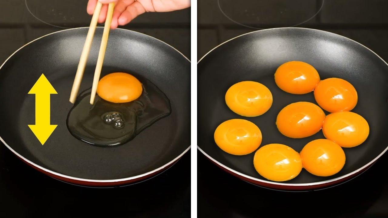 23 ที่สุดแห่งเคล็ดลับในการเข้าครัวที่คุณจะต้องปลาบปลื้ม
