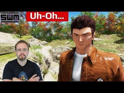 News Wave! - Shenmue III Gets A Trailer That Divides The Fanbase and Gamescom Keeps On Giving!