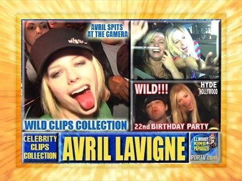 Avril Lavigne Dumps Deryck Whibley