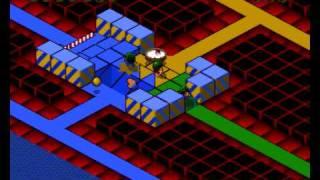 Lemmings Paintball Walkthrough (Part 12) Mayhem Difficulty - Levels 1 - 4