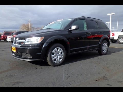 2016 dodge journey se for sale dayton troy piqua sidney ohio 27533t youtube. Black Bedroom Furniture Sets. Home Design Ideas