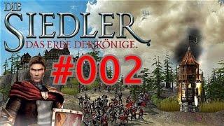 Die Siedler 5 - Part #002 - Neue Rohstoffe - [HD+60fps][Blind] - Let