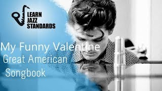 My Funny Valentine (Play-Along)