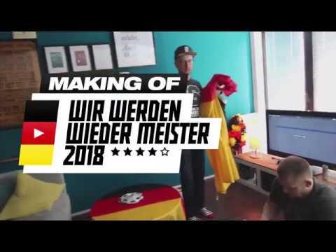 Wir werden wieder Meister — Making Of