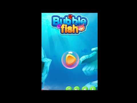Bubble Fish Kids Game