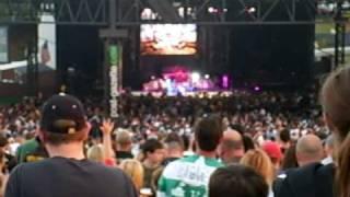 Nickelback Tour @ Pittsburgh Post - Gazette Pavilion Ft. Saving Abel - Papa Roach & Hinder.
