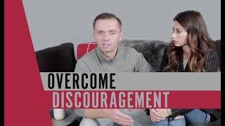 5 Ways to Overcome Discouragement   Pastor Vlad & Lana