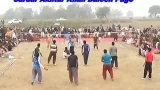 Gambar cover Shooting Volleyball One Day Show Match Shani Gujjar Vs Kamal Pappi Gujjar At Langrial Gujrat 2013