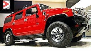Hummer H2 4K Walkaround Interior Exterior #Cars@Dinos